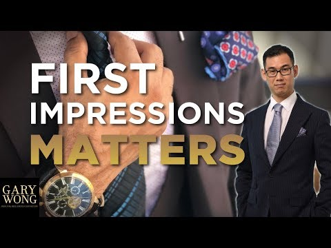 People Judge - First Impressions Matter
