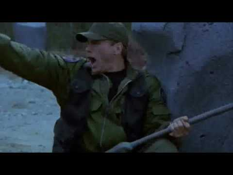 Stargate SG1 Children Of The Gods Final Cut Trailer #1 Richard Dean Anderson poster