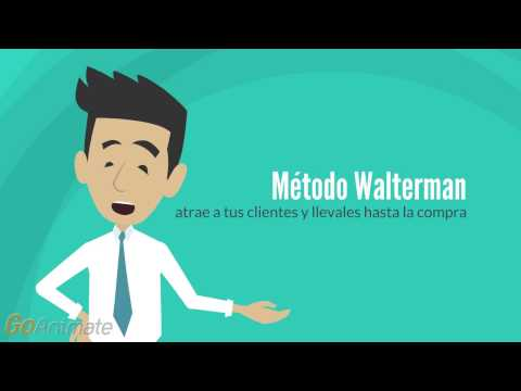 Método Walterman para conseguir Clientes basada en estrategias de marketing digital