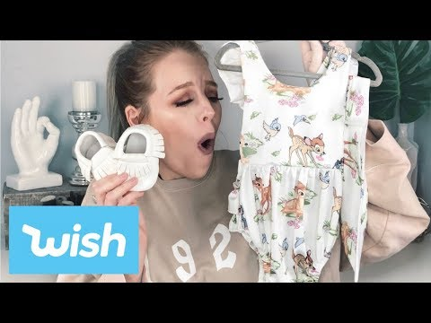 wish-app-baby-clothes-haul-for-a-girl🎀