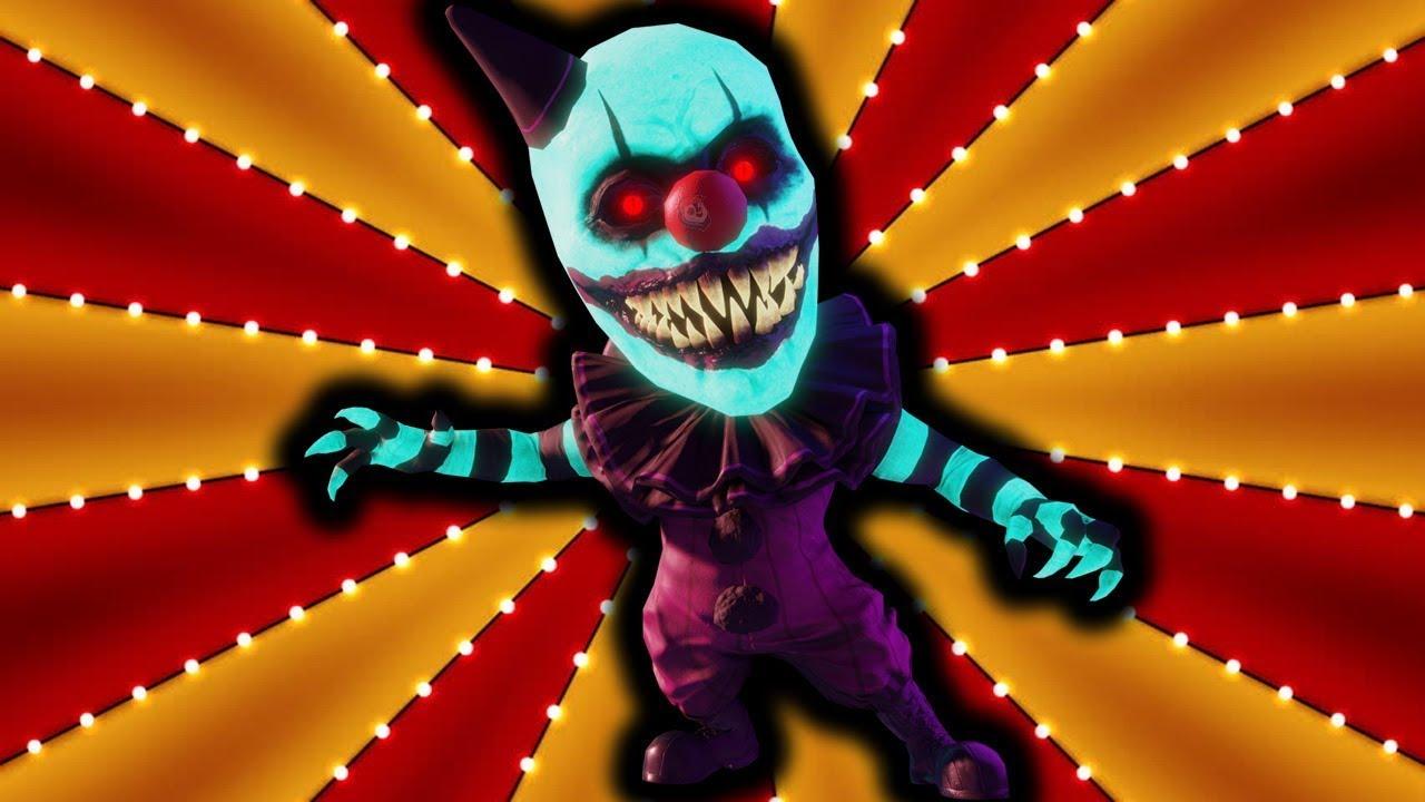 Clown gremlin.