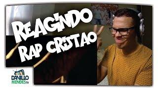 REAGINDO - DIGITAL BOMB - FOI NA CRUZ (VIDEO CLIPE OFICIAL)
