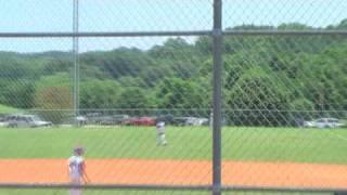 texas HR panthers baseball