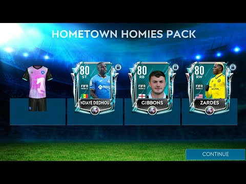 We GoT Free Fifa Mobile Legend👉 80 Zardes Player From (EA) And  2 Other Players Got FIFA Mobile 19