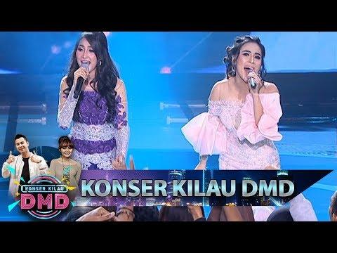 Eva Pukka KDI feat Dahlia KDI EDAN TURUN - Konser Kilau DMD (14/1)