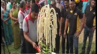 Gammadda: Hopes fulfilled for residents of Poppitiya, Ududumbara... Thumbnail