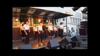 Dancing on a saturday night (Country Club Montbéliard)