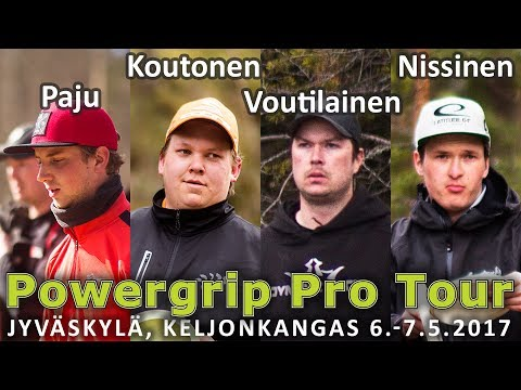 Powergrip Pro Tour Jyväskylä, Keljonkangas 6.-7.5.2017 [4K]