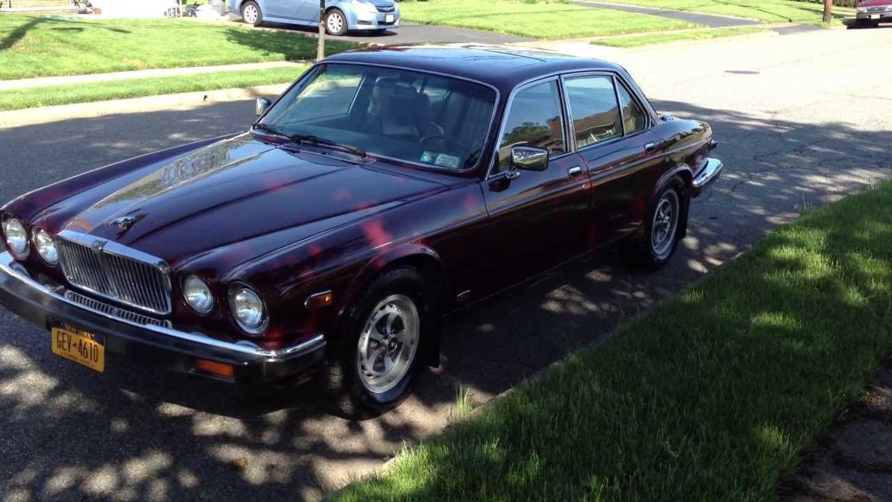 1983 jaguar xj6 series 3 test drive youtube. Black Bedroom Furniture Sets. Home Design Ideas