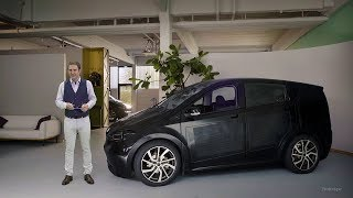 German Start-up Produces Solar-powered Car