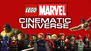 The Marvel Cinematic Universe in LEGO: Road to Infinity War