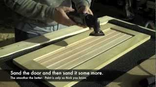 How To Build Kitchen Cabinet Doors