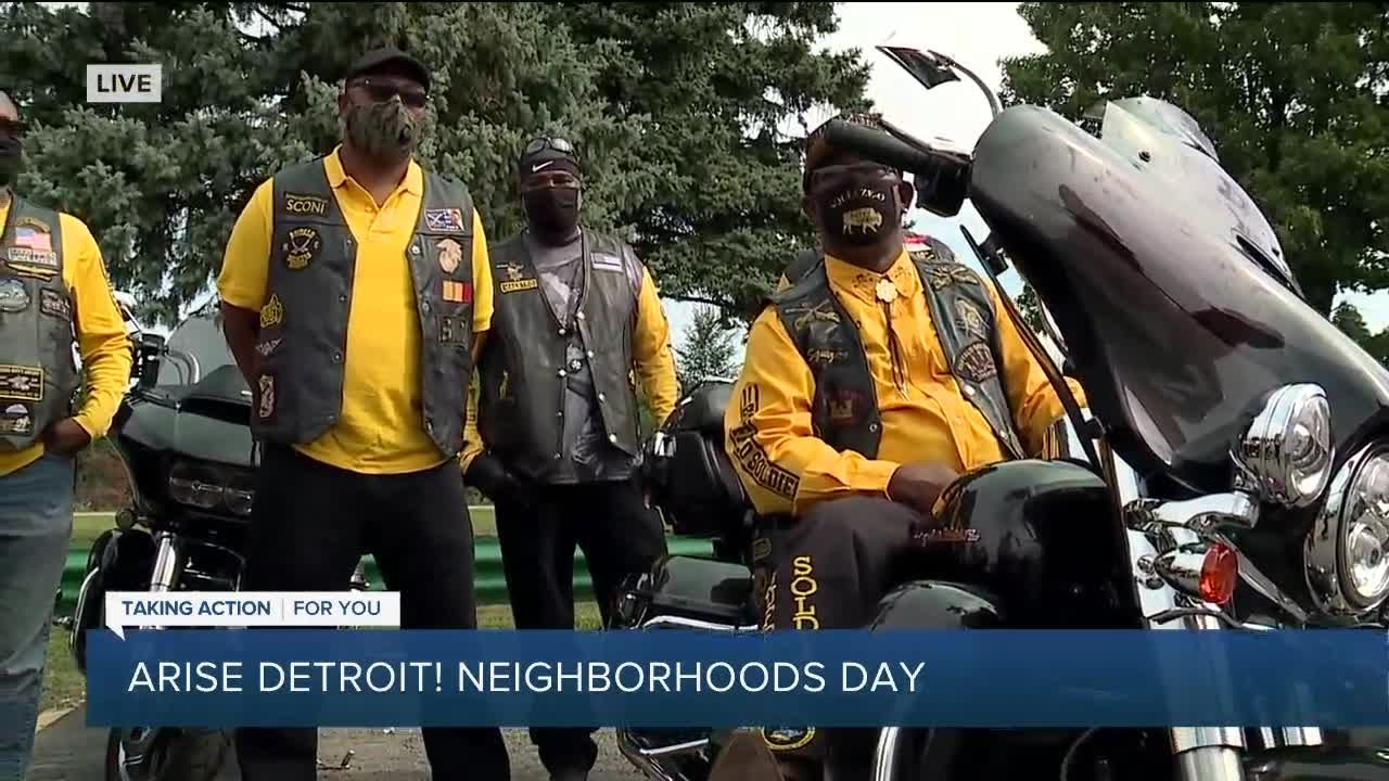 Buffalo Soldiers Motorcycle Club Youtube