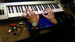 Intro Maybachs & Diamonds - Ryan Leslie (Piano c