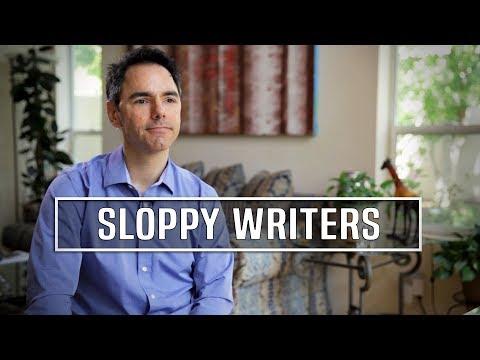 A Sloppy Writer Versus A Perfectionist - Daniel Calvisi