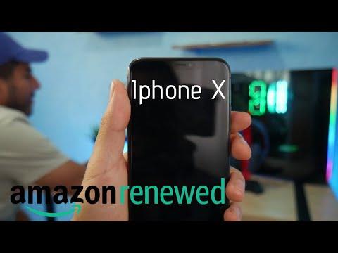 Iphone x /Amazon Renewed en 2020/ Vale la Pena? Experiencia de Compra