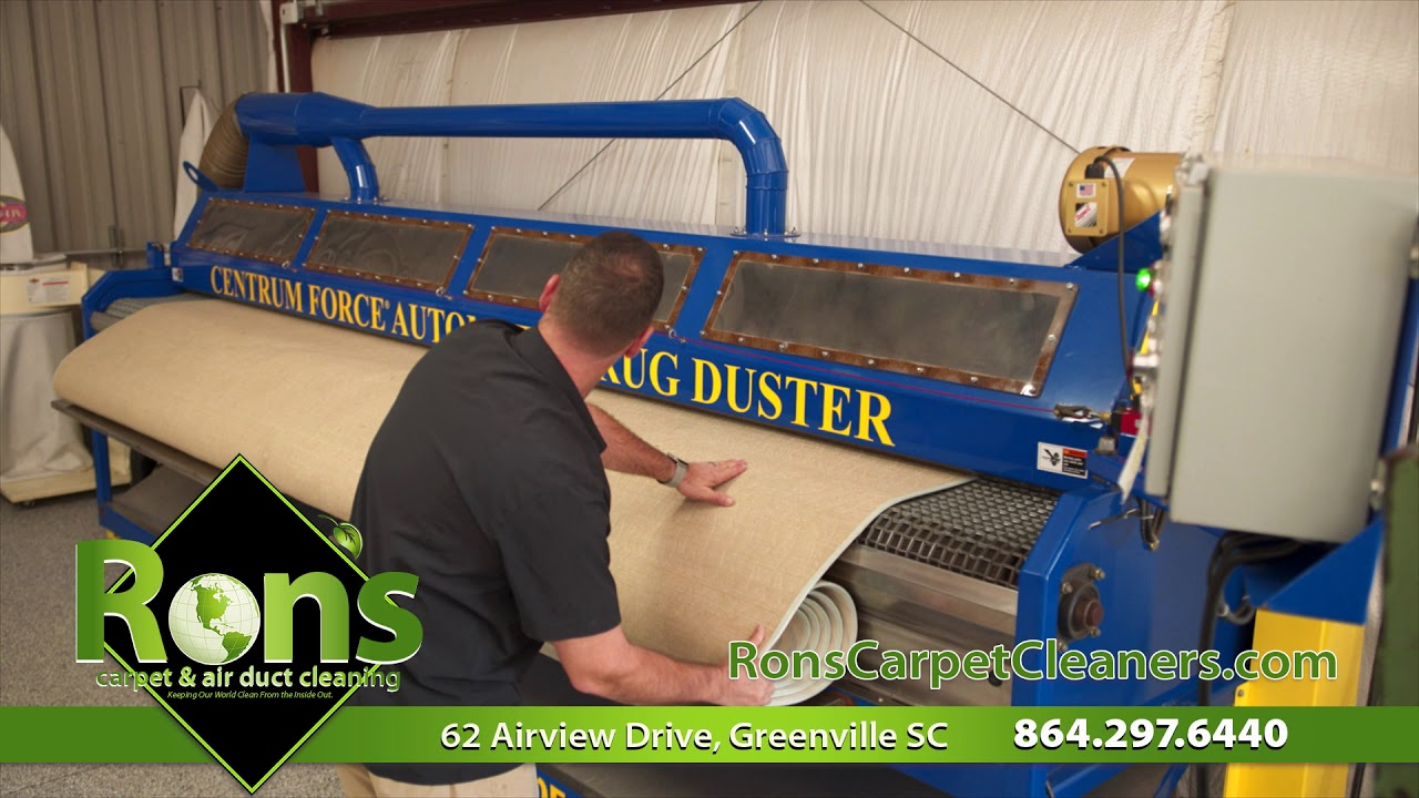 Ron's Carpets: Oriental Rug Cleaning