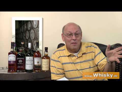 Whisky Vielfalt Durch Fasslagerung - Teil 1/2