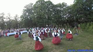 Курземское Ligo, Ventspils-Liepaja / Ventspili brīvdienu Līgo (Часть II) / Latvian Music Festival