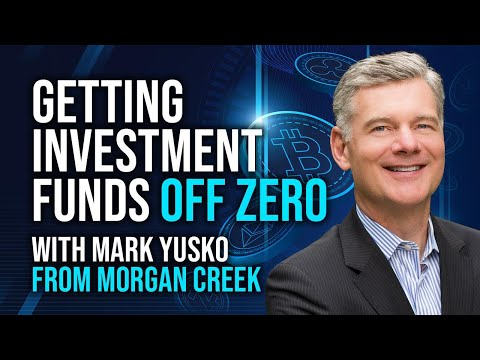 Getting Investment Funds Into Bitcoin - Mark Yusko of Morgan