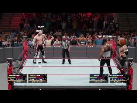 "Monday Night Anarchy Main Event ""The United Kingdom"" vs Bloodline (3b & DOOM)"