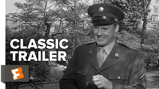 Miracle in the Rain (1956) Official Trailer - Jane Wyman, Van Johnson Movie HD