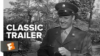 Miracle in the Rain (1956) Official Trailer - Jane Wyman, Van Johnson Movie HD
