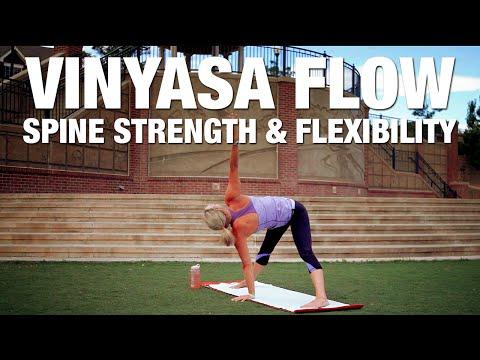 Spine Strength, Flexibility & Alignment Yoga Class - Five Parks Yoga