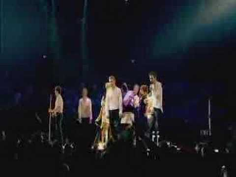 Take That - Beautiful World Tour - Everything Changes music