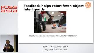 Artificial Intelligence and Science - Lim Tit Meng - FOSSASIA Summit 2017