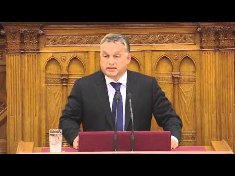 Viktor Orban Hungary's historical and moral duty to protect Europe