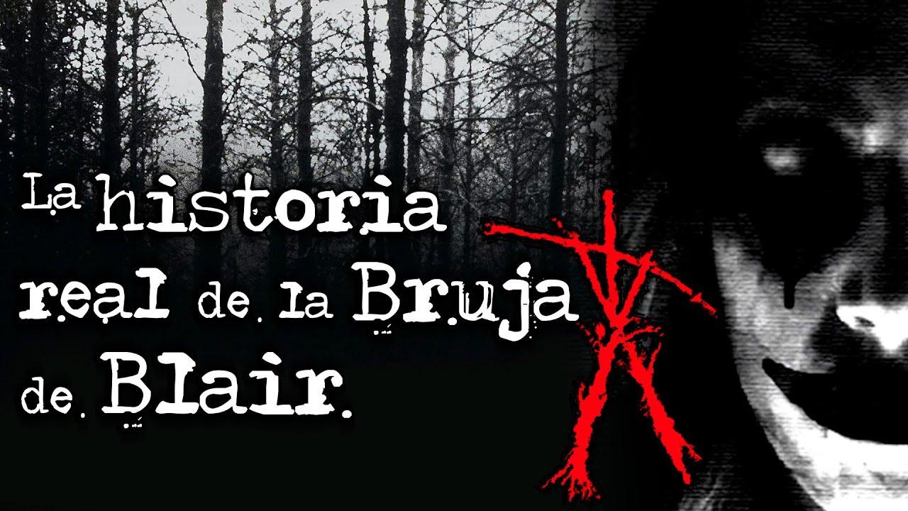 La Historia Real de la Bruja de Blair   Voces Muertas   VM
