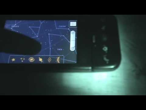 Google Sky Map For Android: Real Life Example!