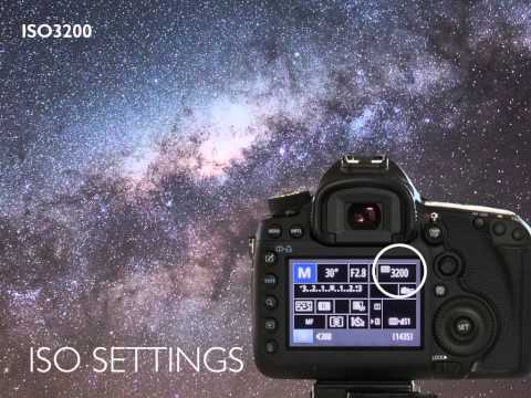 How To: Beginner DSLR Night Sky Astrophotography by Photogra