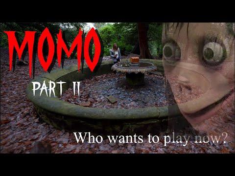 Momo Part II - Short Horror Movie 4k