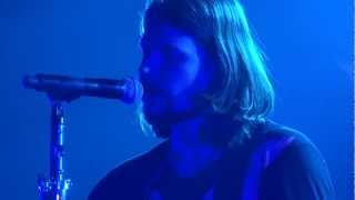 Rea Garvey - Take Your Best Shot - 01.02.2013 Jahrhunderthalle Frankfurt