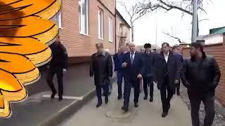 Прокурор республики и министр образования и науки ЧР посетили новую школу в Гудермесе