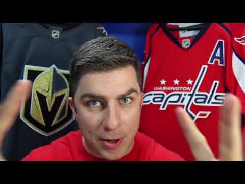 Cup Check - Game 3 - VGK 1, WSH 3