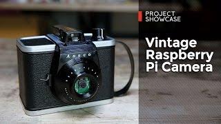 Video Vintage Raspberry Pi Camera from SparkFun! download MP3, 3GP, MP4, WEBM, AVI, FLV November 2017