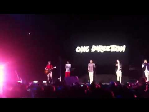 Use Somebody-One Direction cover