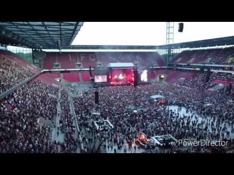 "Depeche Mode Global Spirit Tour ""Köln Rhein Energie Stadion"" Teil 3/5"