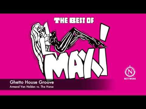 Armand Van Helden vs The Horse - Ghetto House Groove [Audio]
