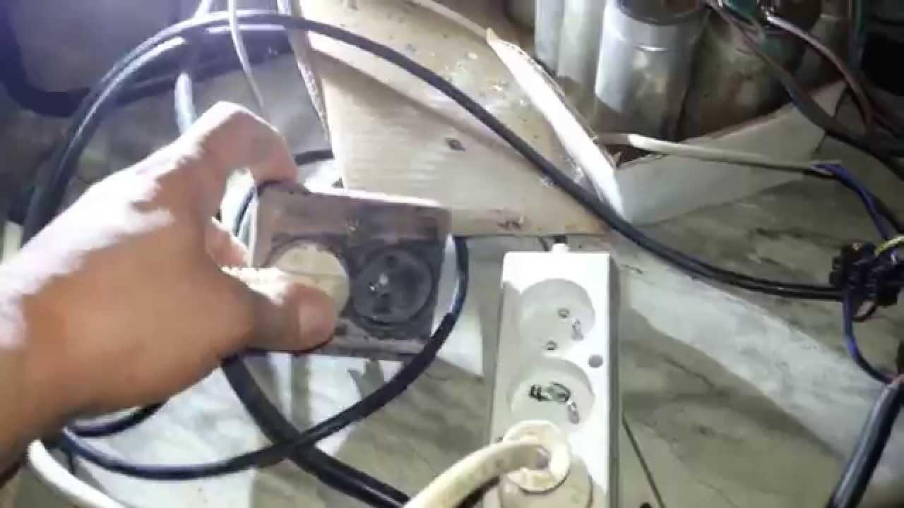 Nowość Silnik elektryczny jako pradnica. Prądnica z silnika elektrycznego CB84