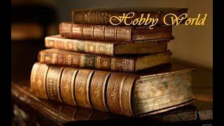 """""""Старинные книги"""". Обзор набора, первые крестики и впечатления."""