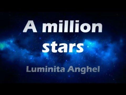 Luminita Anghel - A million stars Lyrics