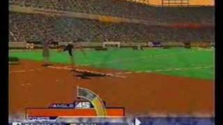 International Track and Field 2000 - Javelin