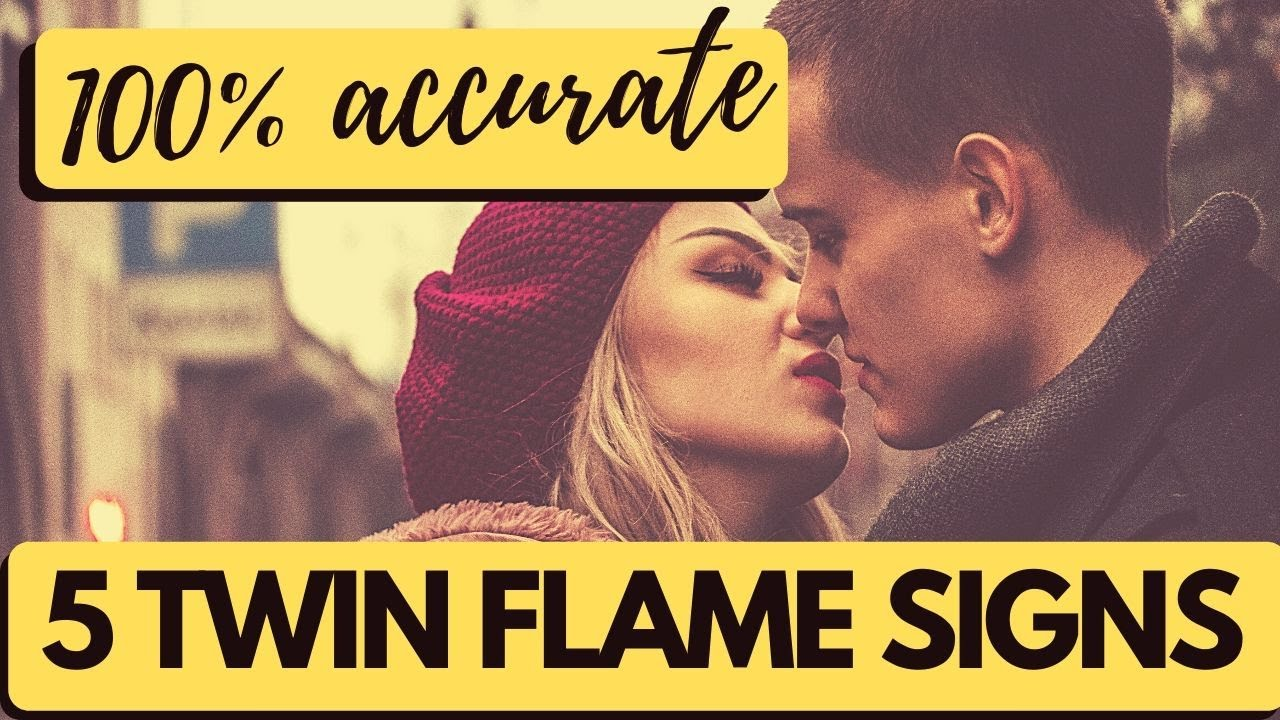 SIGNS They Are Definitely Your 🔥TWIN FLAME🔥 100% ACCURATE