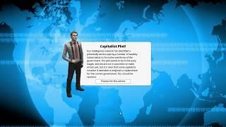 Democracy 3 - Socialist Germany Ep. 6 - Capitalist Plot Returns