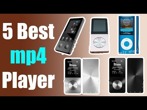 5 Best mp4 Player