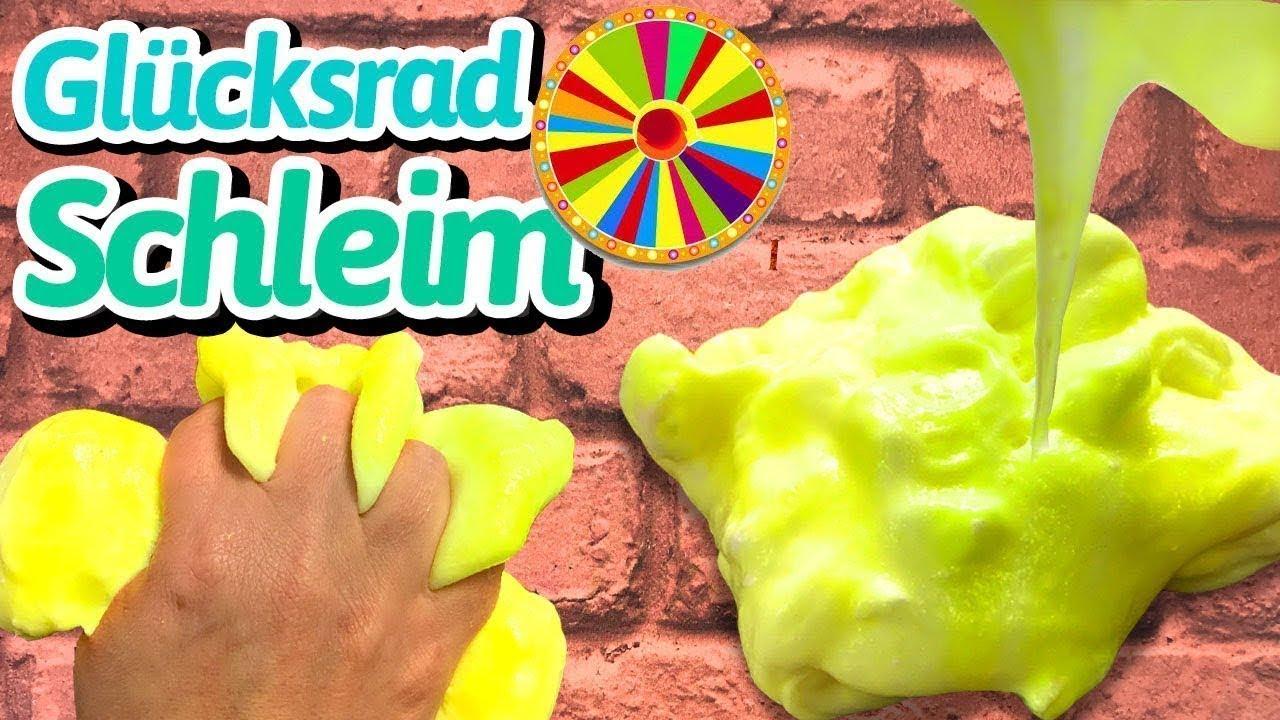 ERNSTHAFT??? DAS KOMMT RAUS? 😱 Glücksrad Slime Challenge Deutsch